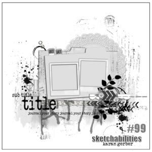 #99 sketchabilities