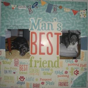 Mans' Best Friend
