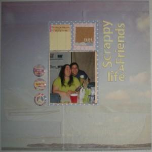 Scrappy Friends 4-Life