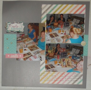 Crafty Sisters - Sketch 56