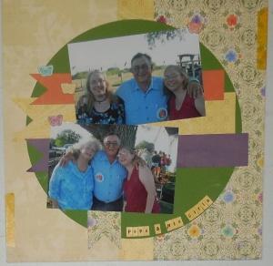 Papa & His Girls