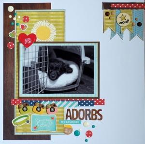 Adorbs by Sara M