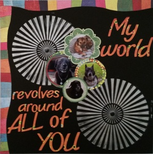 My World Revolves Around All of You
