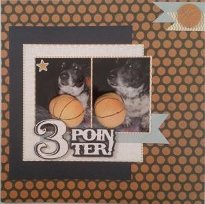 3 pointer