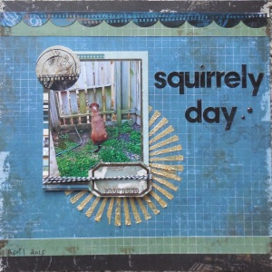 Squirrely Day