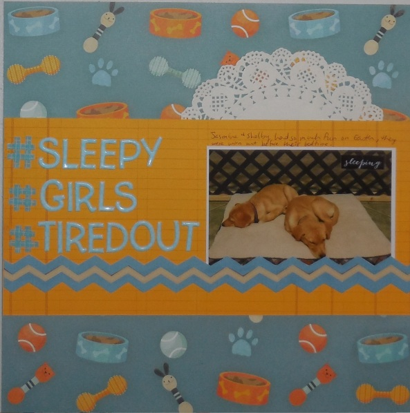 Sleep Girls - Tired Out